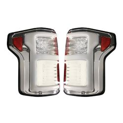 RECON-264268LEDCL-Ford-F150-15-17-and-Ford-Raptor-17-19-Clear-Lens-Tail-Lights-LED
