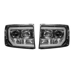 RECON-264271CLC-GMC-Sierra-and-Denali-07-13-Clear-Chrome-Headlights-Projector