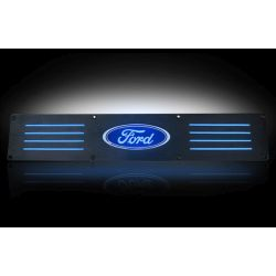 RECON-264321RFDBK-09-14-Ford-F-150-and-Raptor-Blue-Black-Emblems-Illuminated-door-sill