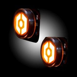 RECON-264335BK-07-17-Jeep-Wrangler-Smoke-Amber-Fender-Lens-LED