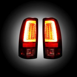 RECON-264373RD-Chevy-Silverado-GMC-Sierra-99-07-Red-Tail-Lights-LED
