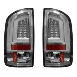 RECON-264379CL-Dodge-RAM-07-09-1500--2500--3500-Clear-lens-Tail-Lights-LED