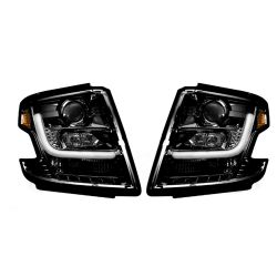 RECON-264400BKC-Chevy-Tahoe-15-17-Smoked-Black-Headlights-Projector