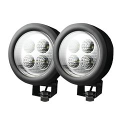 RECON-264501CL-4-Round-Clear-Chrome-Running-Lights-LED