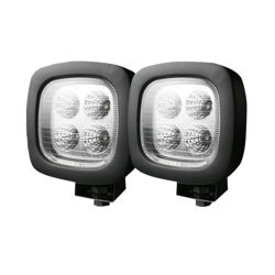 RECON-264502CL-4-Square-Clear-Chrome-Running-Lights-LED