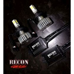 RECON-264H16LED-H16-9009-5202-5201-2504-12V-White-Bulb-LED