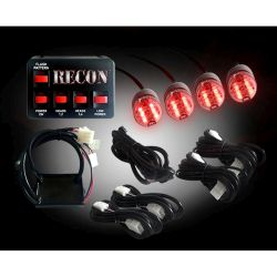 RECON-26419RD-36-Watt-Red-Running-Lights-LED