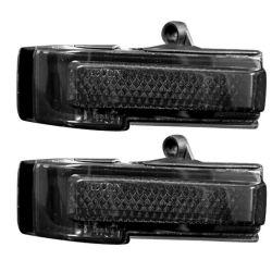 RECON-264244AMBK-Ford-F150-15-19-Smoked-Amber-illumination-Mirror-Light-LED-Kit