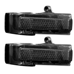 RECON-264244WHBK-Ford-F150-15-19-Clear-Lens---Amber-Illumination-Mirror-Light-LED-Kit