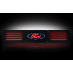 RECON-264321RFDBKRD-09-14-Ford-F-150-and-Raptor-Red-Black-Emblems-Illuminated-door-sill