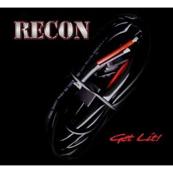 RECON-264343Y-Ford-Superduty-17-19-5-Piece-Kit-Wire-Harness-Wiring