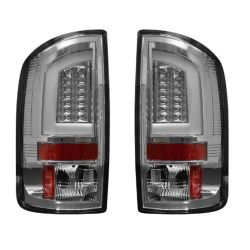 RECON-264377CL-Chevy-and-GMC-Tahoe--Yukon--Suburban--Denali-00-06-Clear-Lens-Tail-Lights-LED