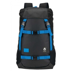 Nixon-Unisex-C1953-2835-00-Landlock-Backpack-II-Black-_-Blue-_-Float-Backpack