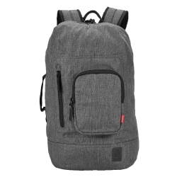 Nixon-Unisex-C2948-168-00-Origami-Backpack-Charcoal-Heather-Backpack