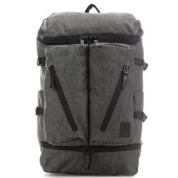 Nixon-Unisex-C2949-168-00-Scripps-Backpack-Charcoal-Heather-Backpack