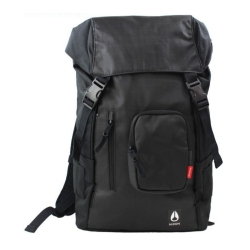 Nixon-Unisex-C2951-004-00-Landlock-20L-Backpack-Black-_-Black-Backpack