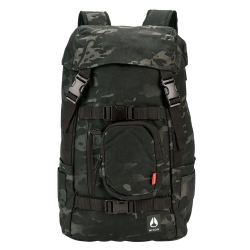 Nixon-Unisex-C2951-3015-00-Landlock-20L-Backpack-Black-Multicam-Backpack