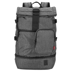 Nixon-Unisex-C2952-168-00-Shores-Backpack-Charcoal-Heather-Backpack