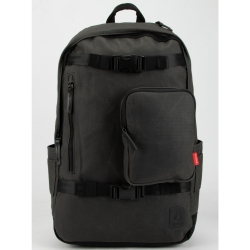 Nixon-Unisex-C2955-000-00-Smith-Backpack-Black-Backpack