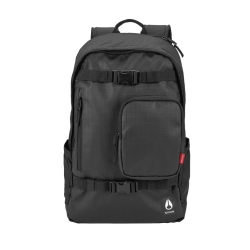 Nixon-Unisex-C2955-004-00-Smith-Backpack-Black-_-Black-Backpack