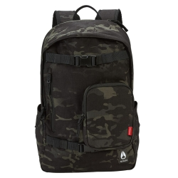 Nixon-Unisex-C2955-3015-00-Smith-Backpack-Black-Multicam-Backpack