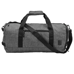 Nixon-Unisex-C2958-168-00-Pipes-25L-Duffle-Charcoal-Heather-Duffle
