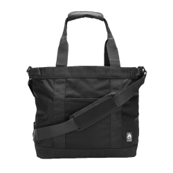 Nixon-Unisex-C2959-1148-00-Decoy-Tote-Bag-All-Black-Nylon-Tote