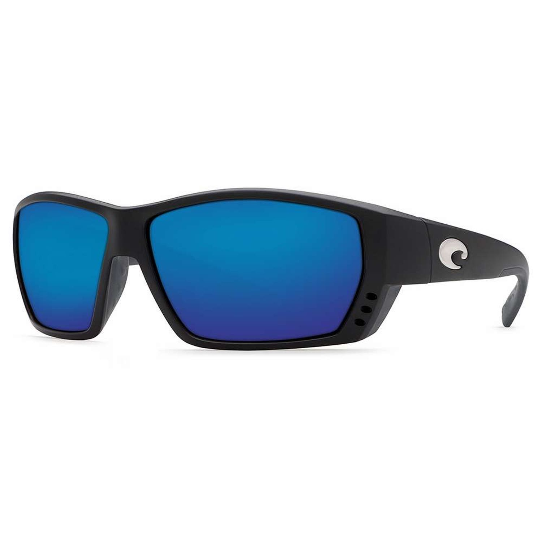 d858b37920 Costa Del Mar TA 11 OBMP Tuna Alley Sunglasses 580P Frame Blue ...