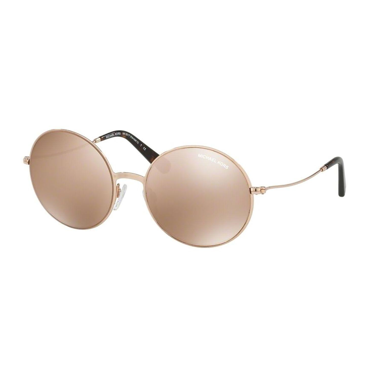 841236e3efea Michael Kors MK5017-ROSGLD-1026R1 Kendall II Sunglasses Gold ...