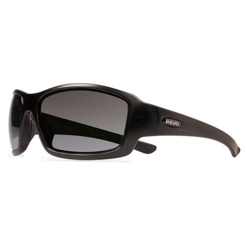 e261e85bc9 Revo RE 4057 01 GY Bearing Sunglasses Black Frame Gray Lens