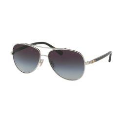 Coach-HC7072B-59-901511-Oval-Sunglasses-Silver-Black-Frame-Grey-Polarized-Lens