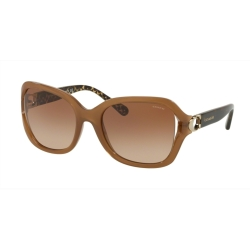 Coach---HC8238--55431357-Plastic-Sunglasses-Brown-Frame-Brown-Lens