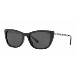 Coach---HC8257U--50028755-Plastic-Sunglasses-Black-Frame-Grey-Lens