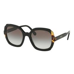 Prada-PR-16US--495GR054-Acetate-Sunglasses-Black-Frame-Grey-Lens