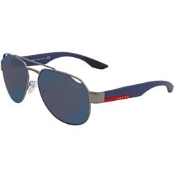 Prada-Sport-PS57US-DG138759-Rossa-Sunglasses-Dark-Grey-AR-Blue-Frame-Dark-Grey-AR-Blue-Lens