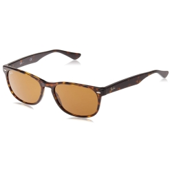 Ray-Ban-RB2184-902-3357-Plastic-Sunglasses-Brown-Frame-Brown-Lens