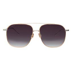 T-Henri-VULCAN-BTE-56-Titanium-Sunglasses-Boutique-Edition-Frame-Smoke-Gradient-Lens