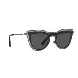 Valentino-VA2018--303987-Metal-Sunglasses-Black-Frame-Black-Lens