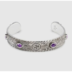 Gucci-454174J29658164-Le-Marche-Des-Merveilles-Silver-7.5-in.-Bracelet-Jewelry