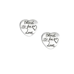 Gucci-455256J84000701-Blind-for-Love-Silver-Earrings-Jewelry