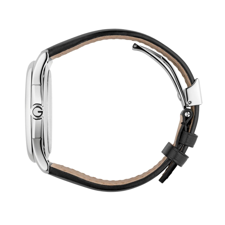 050fd773fb5 Gucci YA126319 Mens G Timeless Silver Automatic Watch