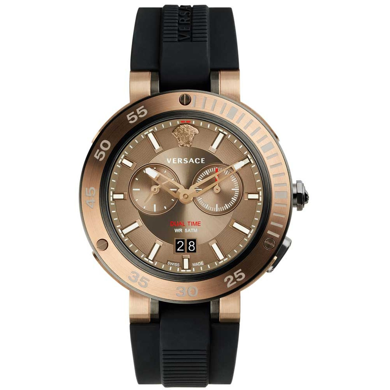 e477845e Versace VCN030017 Mens V EXTREME PRO 46 mm Quartz Watch