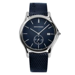 Armani-ARS1010-Mens-Swiss-Made-Blue-Quartz-Watch