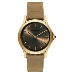 Armani-ARS2011-Mens-Swiss-Made-Bronze-Quartz-Watch