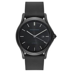Armani-ARS3015-Mens-Swiss-Made-Black-Automatic-Watch