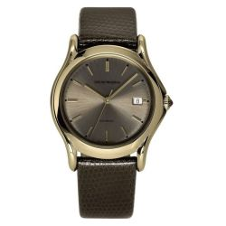 Armani-ARS3105-Mens-Swiss-Made-Bronze-Automatic-Watch