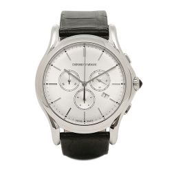 Armani-ARS4002-Mens-Swiss-Made-Silver-Quartz-Watch