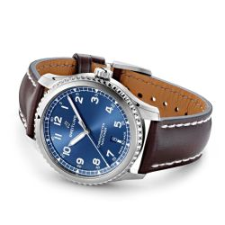 Breitling-A17314101C1X1-Mens--Navitimer-Blue-Automatic-Watch