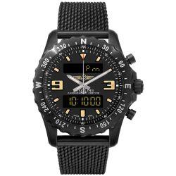 Breitling-M7836622-BD39-159M-Mens--Chronospace-Military-Black-Quartz-Watch