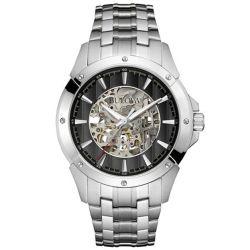 Bulova-96A170-Mens-Skeleton-Black-Automatic-Watch